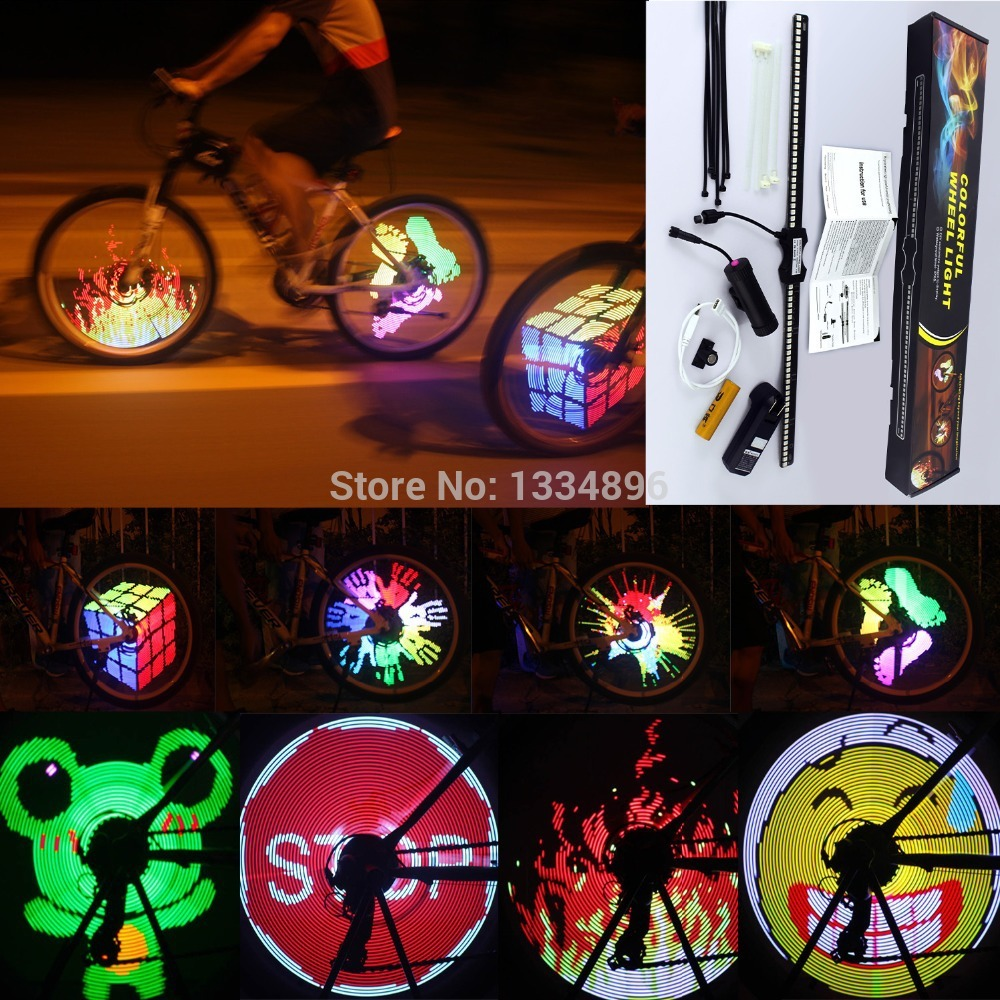 The YQ8003 bike light